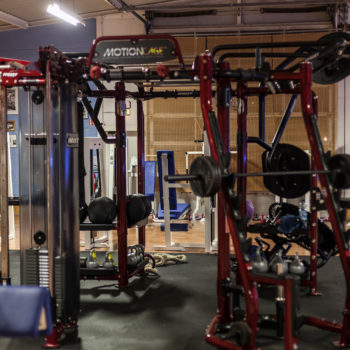 Cross-Fit Area Maier's Fitness-Studio