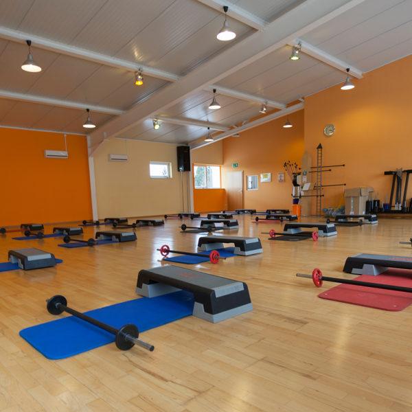 Galerie Ettenheim Maier's Fitness-Studio
